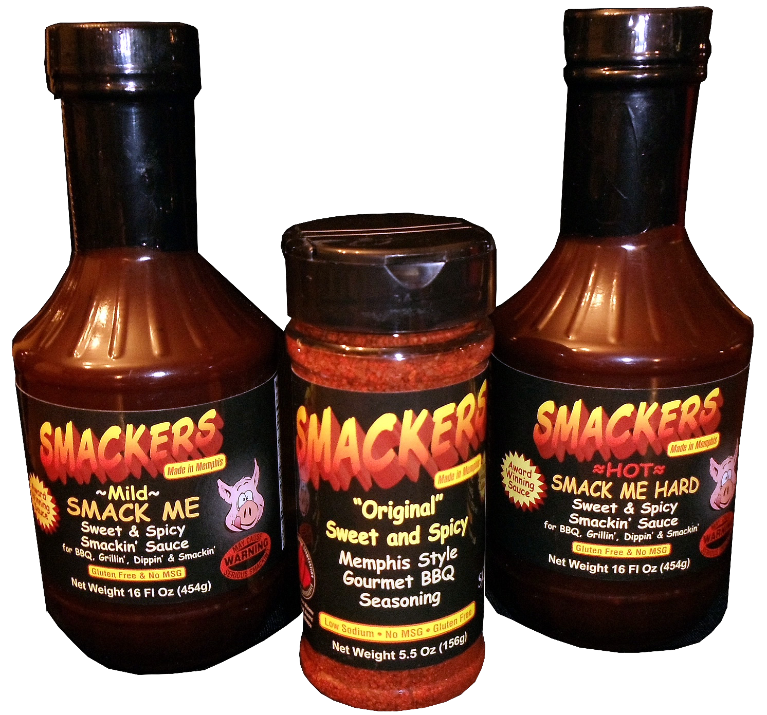 Smackers BBQ Seasoning